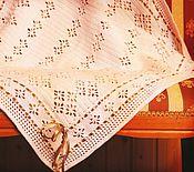 Для дома и интерьера ручной работы. Ярмарка Мастеров - ручная работа Плед Традиция. Handmade.