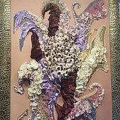 Картины и панно ручной работы. Ярмарка Мастеров - ручная работа Театр одного коралла. Handmade.