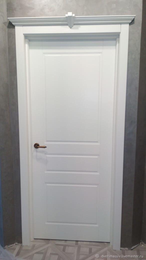 Эмаль белая Прованс, Двери, Москва,  Фото №1