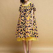 Одежда ручной работы. Ярмарка Мастеров - ручная работа платье. Handmade.