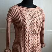 """Одежда ручной работы. Ярмарка Мастеров - ручная работа Пуловер """"Предрассветные мечты"""". Handmade."""