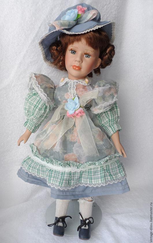 Винтажные куклы и игрушки. Ярмарка Мастеров - ручная работа. Купить винтажная кукла. Handmade. Комбинированный, милое личико