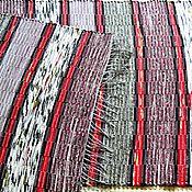 Для дома и интерьера ручной работы. Ярмарка Мастеров - ручная работа Домотканый половик (№ 218). Handmade.