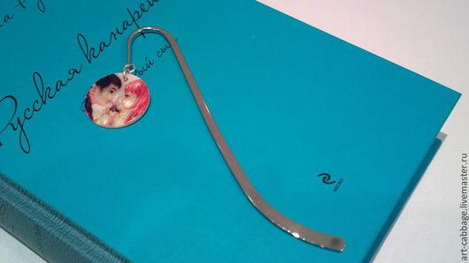"""Закладки для книг ручной работы. Ярмарка Мастеров - ручная работа. Купить Закладка для книг """"Признание в любви"""". Handmade. Закладка для книги"""
