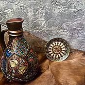 Посуда ручной работы. Ярмарка Мастеров - ручная работа Кувшин декоративный Рrelude. Handmade.