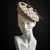 Аксессуары ручной работы. Ярмарка Мастеров - ручная работа Берет Artist`s beret. Handmade.