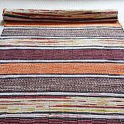 Для дома и интерьера ручной работы. Ярмарка Мастеров - ручная работа Половик ручного ткачества (№ 130). Handmade.