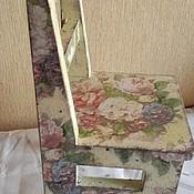 Цветы и флористика ручной работы. Ярмарка Мастеров - ручная работа Стул для куклы  ИЛИ  подставка для цветка. Handmade.