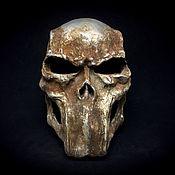 Субкультуры handmade. Livemaster - original item Rust Skull Mask. Handmade.