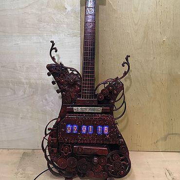 Для дома и интерьера ручной работы. Ярмарка Мастеров - ручная работа Изделия: Гитара. Handmade.