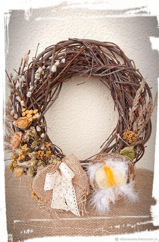 Easter wreath, Wreaths, St. Petersburg,  Фото №1