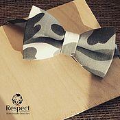 Аксессуары handmade. Livemaster - original item Camouflage tie Defender / gift on February 23. Handmade.