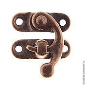 Материалы для творчества handmade. Livemaster - original item hardware for jewelry box lock. Handmade.