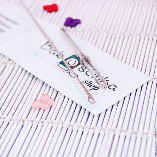 Шитье ручной работы. Ярмарка Мастеров - ручная работа. Купить Выворачиватель для ткани.. Handmade. Выворачиватель, белый, инструменты для шитья