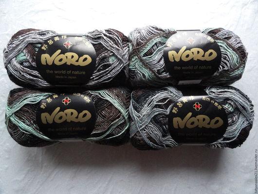 Вязание ручной работы. Ярмарка Мастеров - ручная работа. Купить Пряжа Noro Taiyo Sock № 34. Handmade.