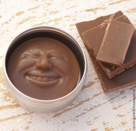 Масла и смеси ручной работы. Ярмарка Мастеров - ручная работа. Купить Шоколадная плитка для рук и ног. Handmade. Коричневый, для рук