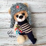 Куклы и игрушки handmade. Livemaster - original item Bear Egorka toy. Handmade.