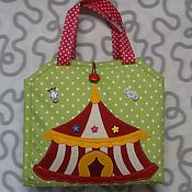 Куклы и игрушки handmade. Livemaster - original item Bag-CIRCUS. Handmade.