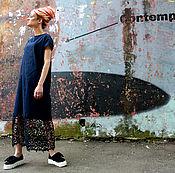 Одежда ручной работы. Ярмарка Мастеров - ручная работа Платье Contemporary. Handmade.