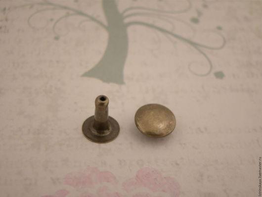 Другие виды рукоделия ручной работы. Ярмарка Мастеров - ручная работа. Купить Хольнитен 1ст 9мм на 9мм антик. Handmade.