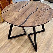Столы ручной работы. Ярмарка Мастеров - ручная работа Стол раздвижной. Handmade.