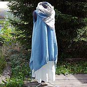 Одежда ручной работы. Ярмарка Мастеров - ручная работа №165.2 Льняной летний сарафан. Handmade.