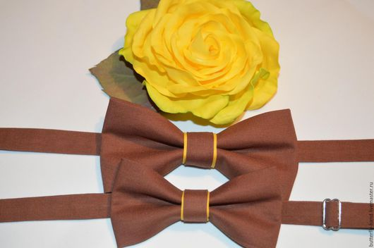 Галстуки, бабочки ручной работы. Ярмарка Мастеров - ручная работа. Купить галстук - бабочка комплект. Handmade. Комбинированный, однотонный