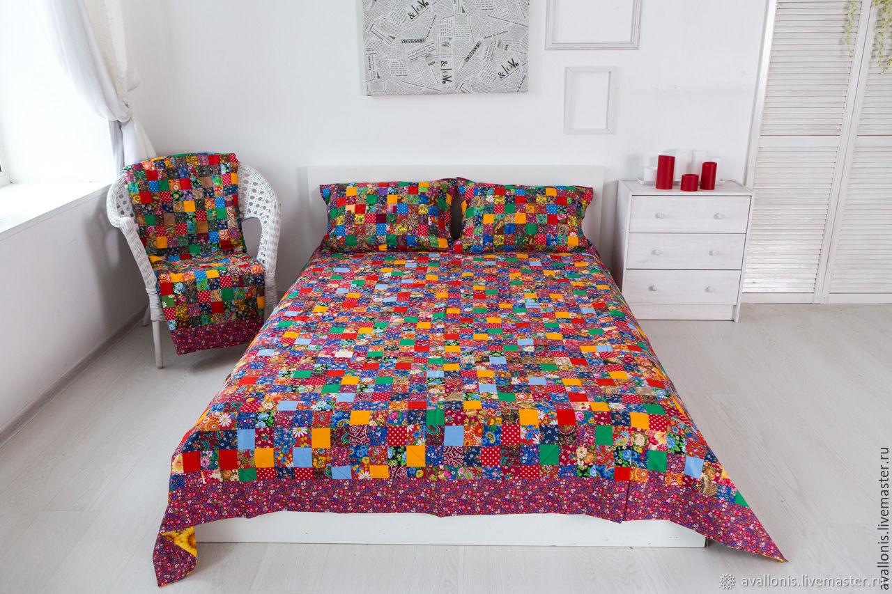 хайнане лоскутное одеяло фото дизайнерские работы свои заметные роли
