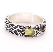 Украшения handmade. Livemaster - original item Ring of twigs of different textures.. Handmade.