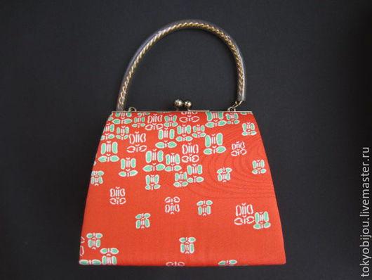 клатч, сумочка, вечерняя сумочка, сумочка для леди, японская сумочка, сумочка в подарок, клатч япония, японские подарки, театральная сумочка, сумочка на выход, винтаж, шелковая сумочка