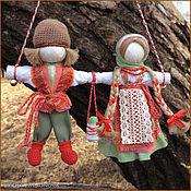 Куклы и игрушки ручной работы. Ярмарка Мастеров - ручная работа Неразлучники. Handmade.