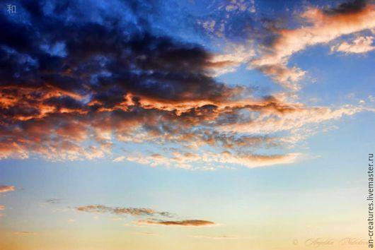 Стильное оформление Вашего интерьера и дорогих Сердцу предметов\ Снимок из серии `Небеса Обетованные` © Angelika Nabokova