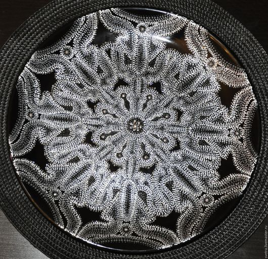 Декоративная посуда ручной работы.