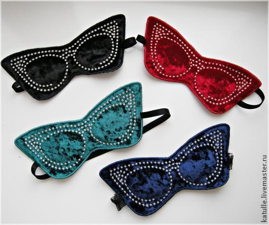 маски для сна на заказ