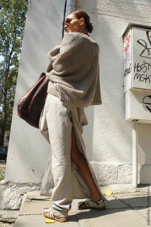 Купить женскую одежду из льна в москве