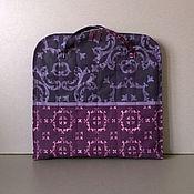 Сумки и аксессуары handmade. Livemaster - original item Organizers: embroidery handbag Plum. Handmade.