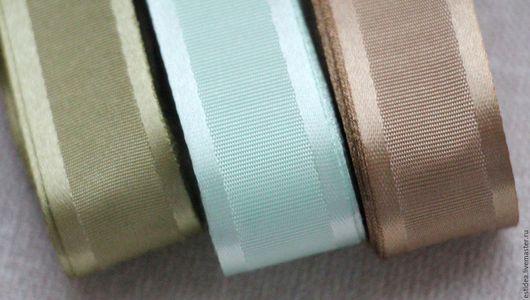 Шитье ручной работы. Ярмарка Мастеров - ручная работа. Купить ЛЕНТА ТАФТА - ширина 20 мм. Handmade. Лента, лента