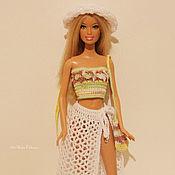 Куклы и игрушки handmade. Livemaster - original item Beach kit