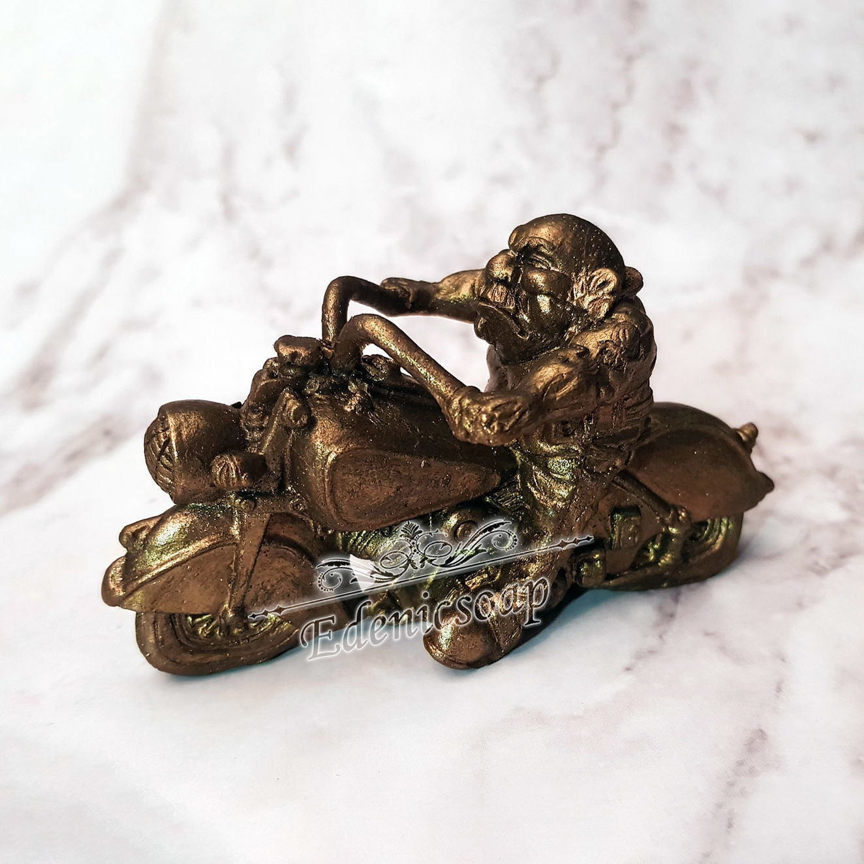 'Biker' handmade soap gift man motorcycle interior, Soap, Moscow,  Фото №1