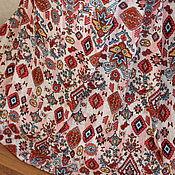 Fabric handmade. Livemaster - original item Cotton knit