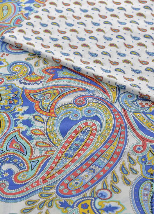 Шитье ручной работы. Ярмарка Мастеров - ручная работа. Купить Ткань для пэчворка Ткани компаньоны Вера Брэдли. Handmade.