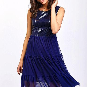 Одежда ручной работы. Ярмарка Мастеров - ручная работа Платье 530. Handmade.