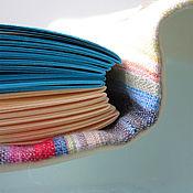 "Канцелярские товары ручной работы. Ярмарка Мастеров - ручная работа SOULBOOK ""EASY"" (GOA). Handmade."