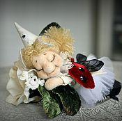 Куклы и игрушки ручной работы. Ярмарка Мастеров - ручная работа Антракт. Handmade.