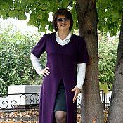 Dresses handmade. Livemaster - original item Vest dress Irina. Handmade.