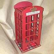 Для дома и интерьера handmade. Livemaster - original item English call-box. Handmade.