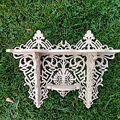 Для дома и интерьера handmade. Livemaster - original item Shelf V16. Handmade.