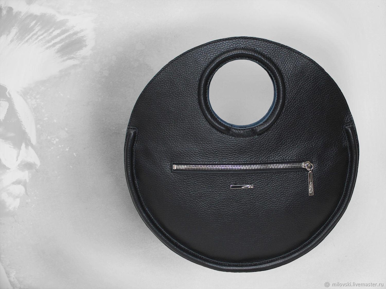 Leather bag womens, Classic Bag, Ivanovo,  Фото №1
