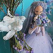 Куклы и пупсы ручной работы. Ярмарка Мастеров - ручная работа Невеста. Мэри Джейн.. Handmade.