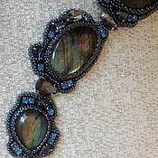Украшения handmade. Livemaster - original item Necklace labradorite Collection of memories. Handmade.